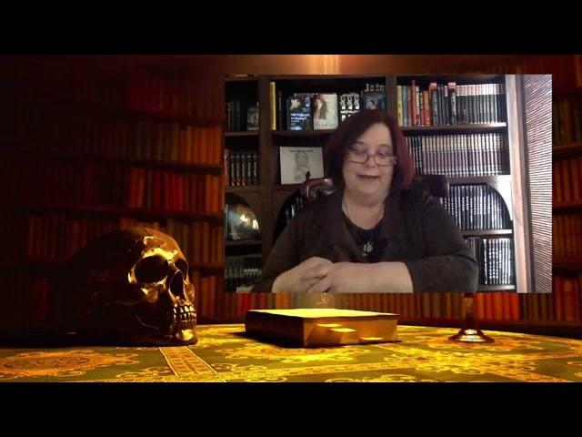 Ink and Bone Vlog 2 Rachel Caine Talks About the Great Library