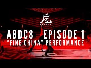 "KINJAZ   ABDC Episode 1 ""Fine China"" Performance @chrisbrown"