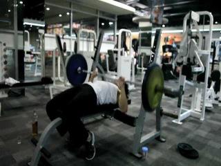 Frank Yang - Drunken Workout at 7 AM.
