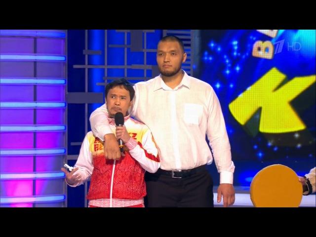 КВН Азия Микс 2015 Высшая лига Третья 1 4 Приветствие
