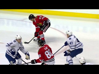 3 Stars of the Night: Kane carves up Maple Leafs again