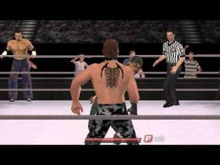 Карьера WWE Smackdown vs Raw 2011 (Кровавый Шоколад!!!)