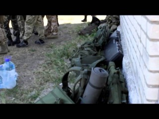 Ukraine's Snipers: The deadliest men in country's hybrid war with Russia