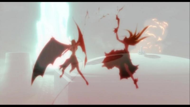 Bleach AMV Ichigo vs Ulqiorra Ичиго Против Улькиорры The Me And Me