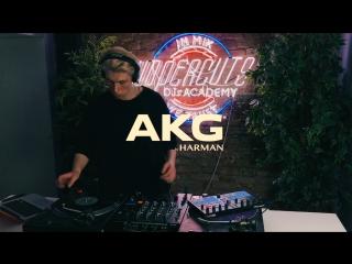 UPPERCUTS DJs Academy - MAIB for AKG Russia