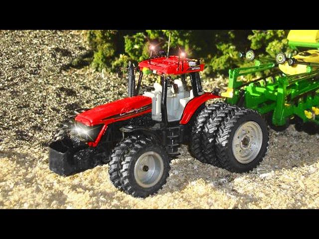 Traktor Wesoły Traktorki i Nowe Przygody Zabawki dla dzieci Super Kolekcja Kreskówki