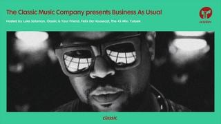 Business As Usual October 2019: Luke Solomon + Special Guest Yuksek