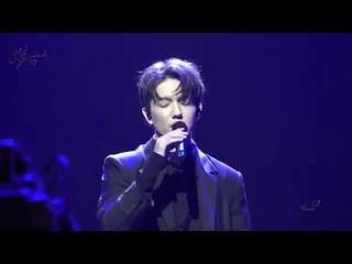 [HD Fancam]Dimash《If I Never Breath Again》 ARNAU concert in St-Petersburg 29112019