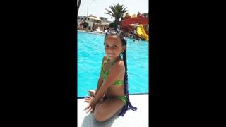 Куда летят Камила и Каролина? Тунис. Рalmyra aqua park
