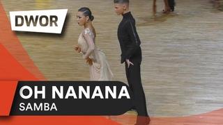 DJ R6RB - Oh Nanana (Samba)   Watazu Remix