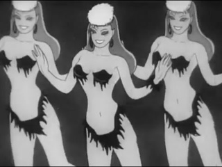 PRIVATE SNAFU Home Front BANNED WARTIME CARTOON Sexy Dancers Dr. Seuss Mel Blanc