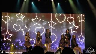 [Fancam]  ARIAZ - Drama @ Debut Showcase