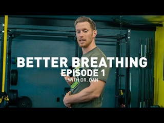 Diaphragm Pushing   Better Breathing with Dr. Dan