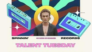 Talent Tuesday: SLVR | Spinnin' 30 Days Of Summer Mixes #016