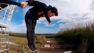 Epic Flips, Ladder Tricking, Parkour & More! | Best Of The Week