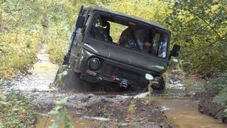 Советский внедорожник ЛуАЗ-969 «Волынь» месит грязь на бездорожье!!! Лучшие моменты!!!