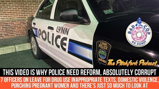 7 Cops On Leave For Possible Drug Use, Texts, Assaults & Punching Pregnant Women I Bad Cop No Donut