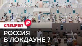 Почему Россию вновь накрыло ковидное цунами? / Редакция спецреп