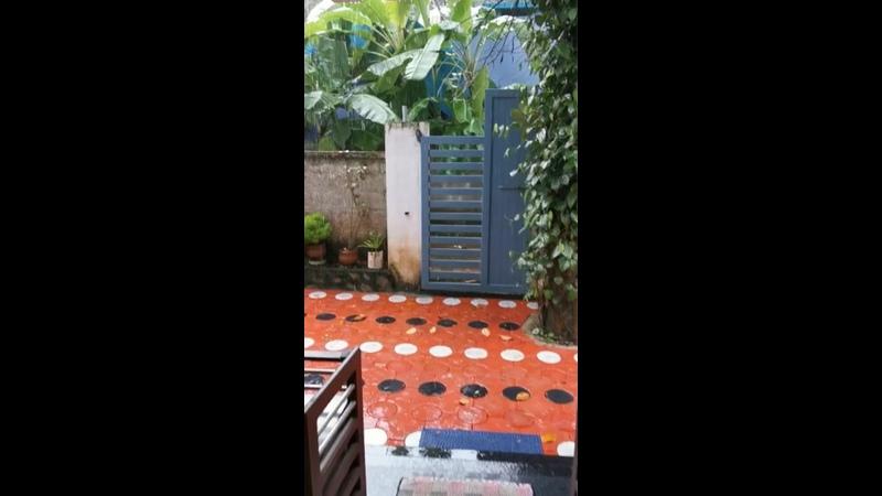 Видео от * Варкала наш дом Керала Индия *