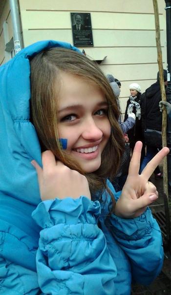 Наталя Вербіцька, Украина