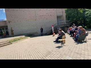 Video by Mikhail Baryshnikov
