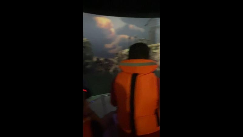 Видео от Game Diving Мультимедийные детские праздники