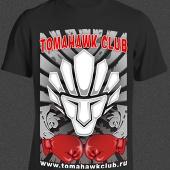Футболка клубная Tomahawkclub