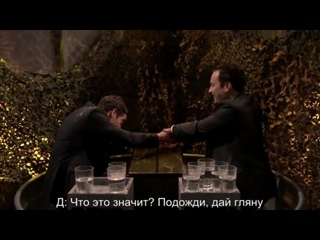 РУС.СУБ. Water War with Jake Gyllenhaal. Jimmy Fallons show (Субтитры)