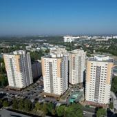 Квартиры в жилом квартале по ул. Пешестрелецкой и ул. Дорожной от
