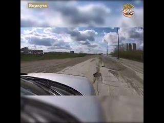 #ВоркутаНеМёд   Усы Пескова - о Воркуте