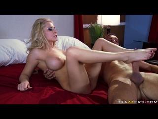 Madison Ivy    All Sex, Blonde, Hardcore, Feet, Footjob, Blowjob, Big Tits, Rough, Cumshot