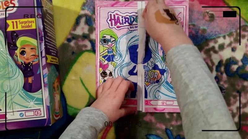 HAIRDORABLES 2 СЕРИЯ! Бумажные сюрпризы против оригинала! Что круче? Самодельный Hairdorables! Nyuta Play