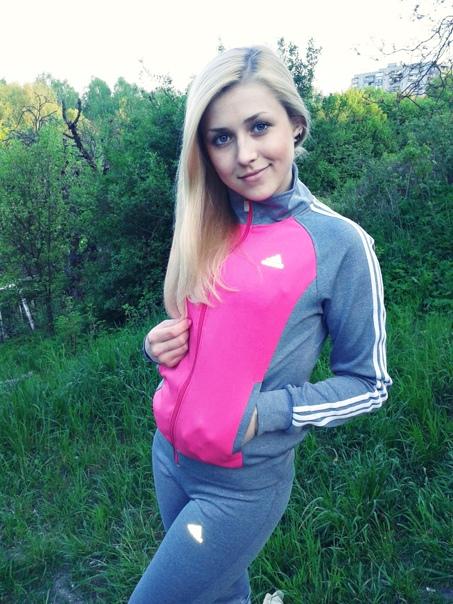 Аня Серебрякова, Санкт-Петербург, Россия