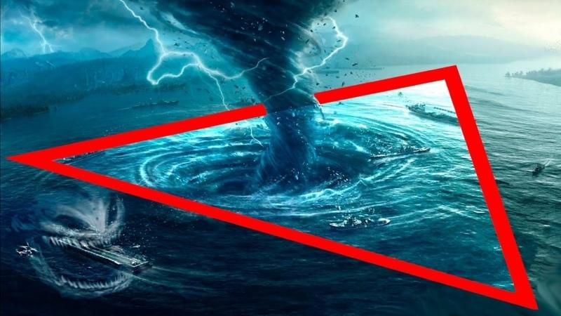 Tophype Ученые Обнаружили Жуткое Существо в Бермудском Треугольнике