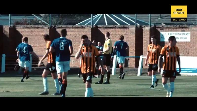Видео от Футбол в килтах