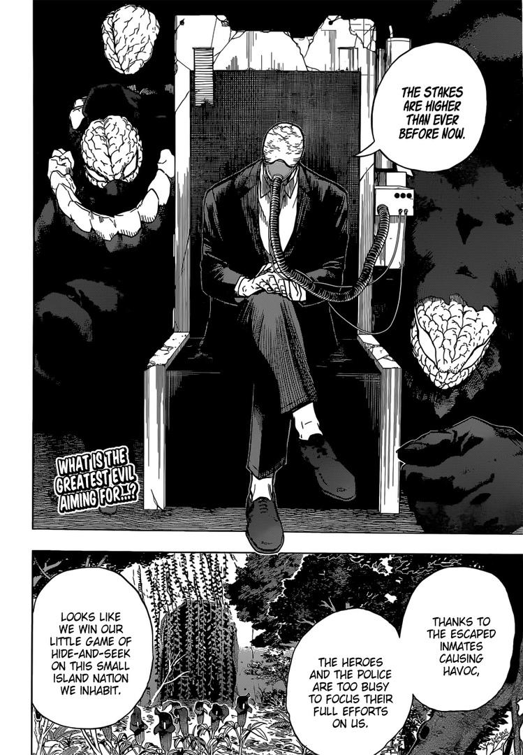my Hero Academia Chapter 329, image №2