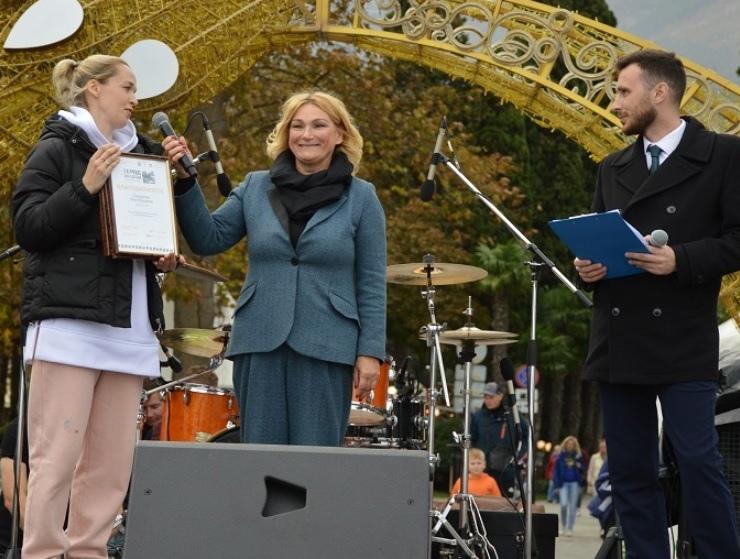 Ялта стала центром притяжения талантливых молодых людей  Новость на сайте https://novosti.tavrika.su/73810/ Севастополь