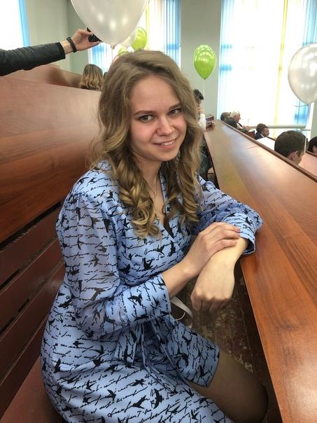 Анна Горькова