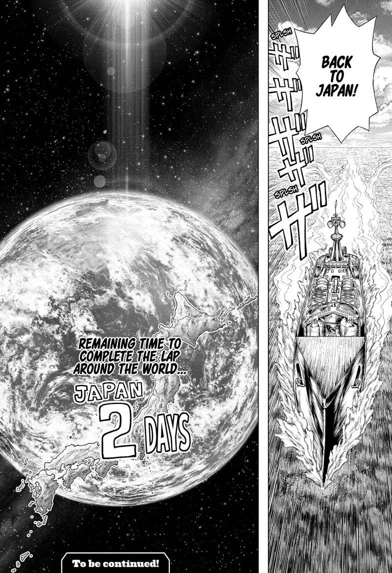 Dr Stone Manga Chapter 211, image №19