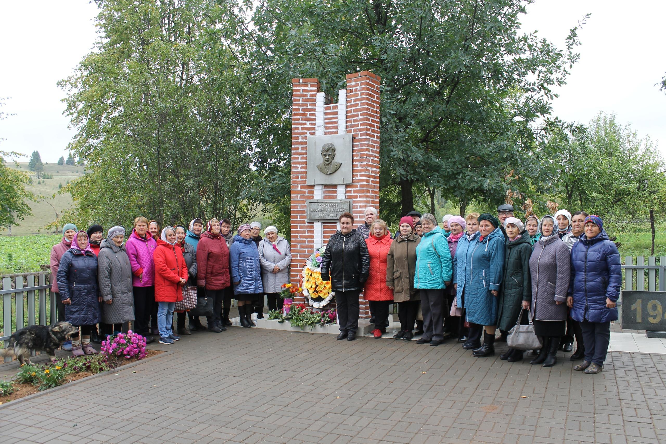 💢8 сентября, активисты ветеранских движений Можгинского района