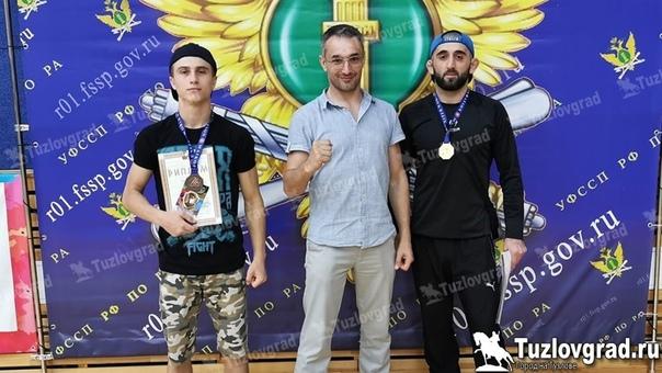 Спортсмены из Новочеркасска стали призерами всероссийского турнира по панкратиону
