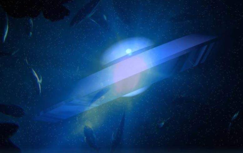 НЛО на глубине: тайна инопланетных подводных лодок, изображение №7