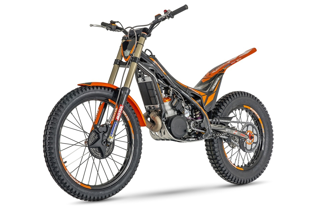Триальные мотоциклы Scorpa SC Factory 2022