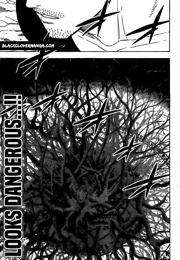 Black Clover Chapter 273, image №6