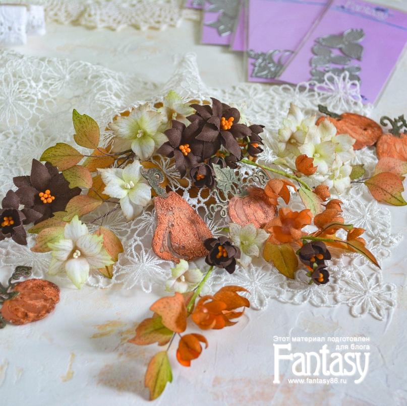 "💖ВДОХНОВЕНИЕ: ""Осеннее настроение"" от дизайнера Fantasy Цикункова Елена @ tsikunkova"