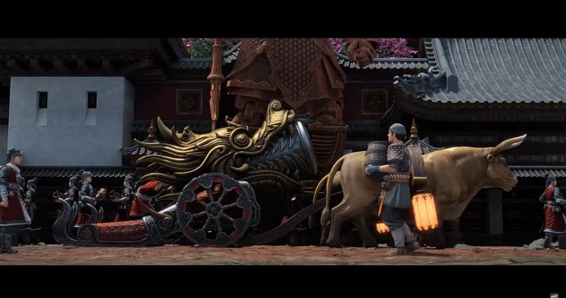 Великий Катай, новый лор Warhammer Fantasy и Total War III, изображение №11
