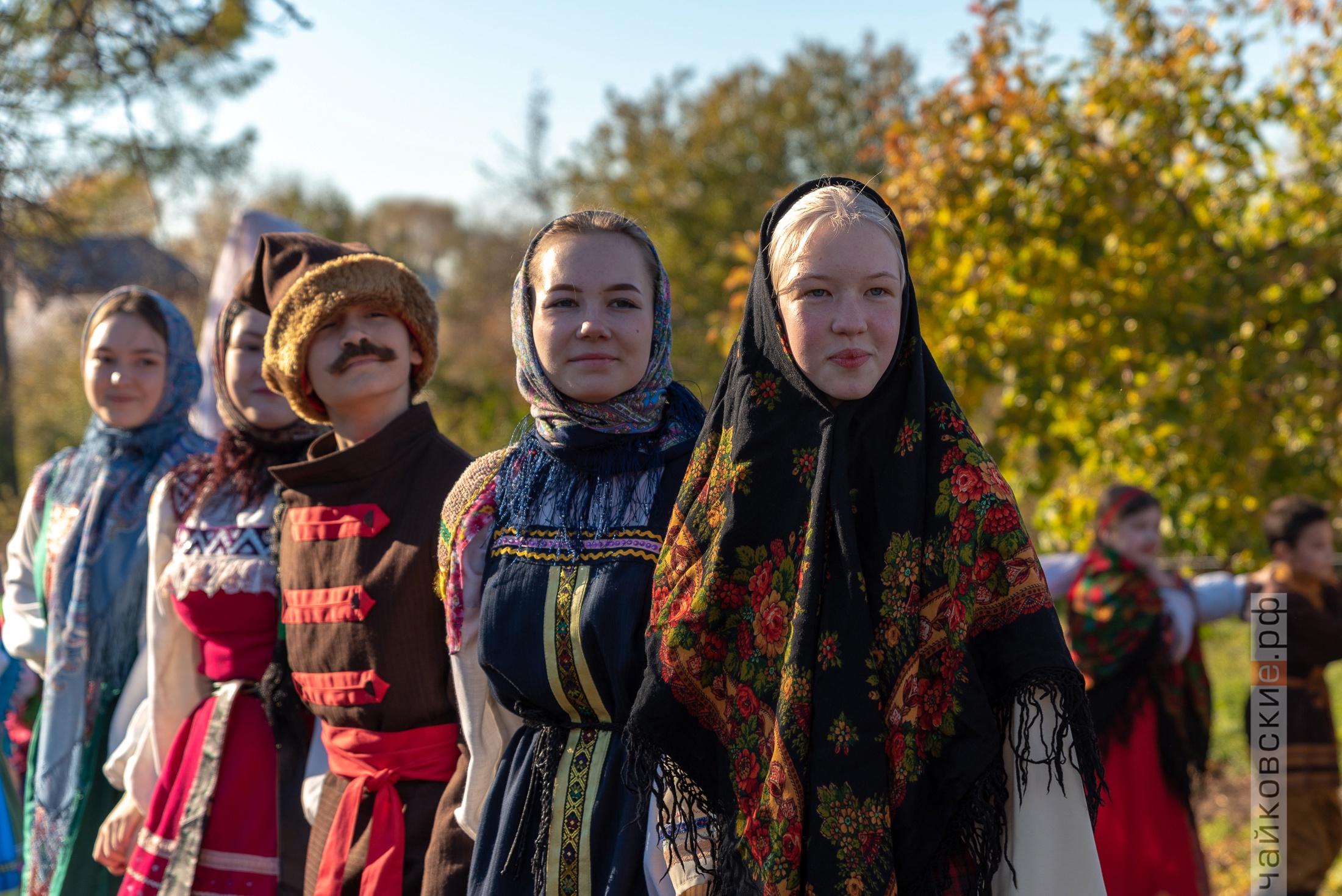 сайгатские осенины, чайковский район, 2021 год