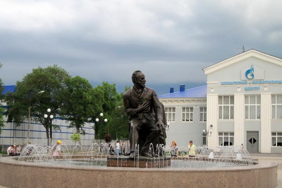 Чайковский. Портрет города