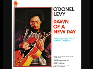 O'Donel Levy – Dawn Of A New Day (1973 - Album)