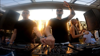 STEREOPORNO DJ Live Set STEREOPORNO - VII YEARS IN THE GAME Fantomas  Chateau  Rooftop R_sound video